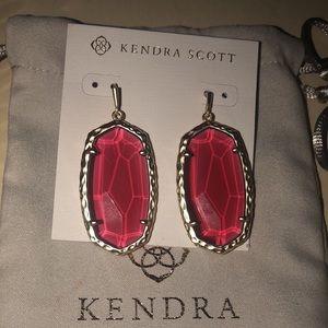 Kendra Scott earrings Berry Ella's